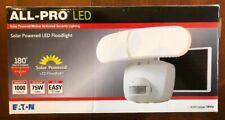 All-Pro Led Solar Powered Floodlamp