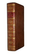 1694 Bordelon La Belle éducation Parents Enfants Pédagogie Morale Enseignement