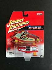 SUPERCAR BY JOHNNY LIGHTNING FROM 2001 DIE CAST MINT IN PACK