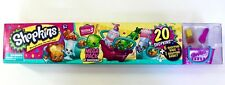 Shopkins Season 3 Mega Pack 20 Shopkins 6 Shopping Bags 1 Shopping Basket