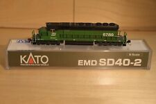 Kato N SD40-2 BN 6789 - Early
