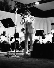 """DOC SEVERINSEN BANDLEADER """"TONIGHT SHOW WITH JOHNNY CARSON""""  8X10 PHOTO (EP-760)"""