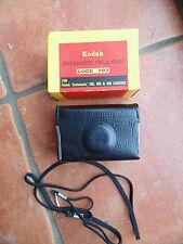Vintage Kodak Instamatic Field Case Code 797 for 200 300 400 Camera Boxed Straps