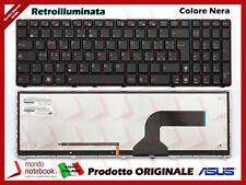 Tastiera Keyboard Originale Italiana Notebook ASUS G73JH RETROILLUMINATA