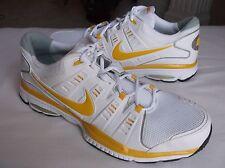 Nike Air Edge TR09 Men Athletic Sport Cross Train Running White Varsity Maize 15