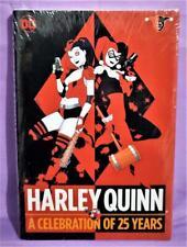 Batman HARLEY QUINN A CELEBRATION OF 25 YEARS HC Joker (DC Comics, 2017)!
