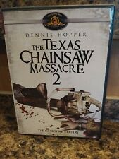 The Texas Chainsaw Massacre 2 (Dvd, 2006, Gruesome Edition)