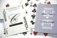 CONRAD JUPITER playing cards on the Gold Coast Queensland Australia Hilton Hotel