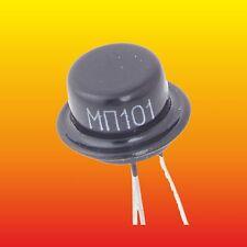MP101 МП101 LOT OF 3 RUSSIAN MILITARY SILICON NPN TRANSISTOR 0.1 W 0.1 A