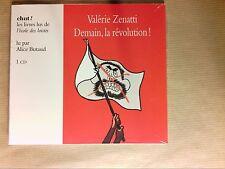CD AUDIO LIVRE / DEMAIN LA REVOLUTION ! / VALERIE ZENATTI / NEUF SOUS CELLO