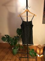 Urban Outfitters Dress, Pins And Needles, Size S, Navy, Spotted