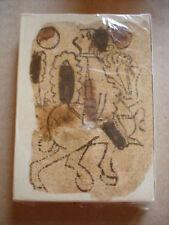 Ancien jeu de cartes à la façon mauresque, Italie, 14e (Neuf)