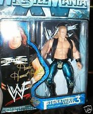 WWE TRIPLE H SIGNATURE SERIES 3 FROM WM 15 MOC