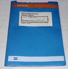 Werkplaatshandboek Reparatie VW Passat B 4 Motronic inspuit- ontstekingssysteem