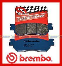 Pastiglie Brembo Carbon Post. Yamaha YZF R6 '99/02 - YZF R1 1000 02/03 07YA3707