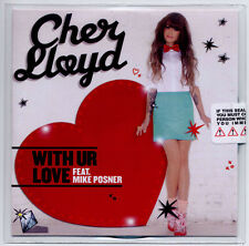 CHER LLOYD ft. MIKE POSNER With Ur Love UK numbered + sealed promo test CD