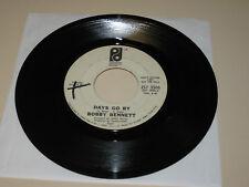 FUNK / DEEP SOUL 45RPM RECORD - BOBBY BENNETT - PHILADELPHIA INTNL 3506 - PROMO