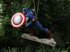 "The Avengers ""Captain America"" Superior Christmas Ornament, Marvel"