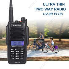 Baofeng UV-9R Plus Walkie Talkie Long Range 10km 128CH Waterproof 2-Way Radio
