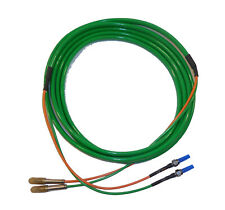 10' Fiber Optic Cable Appears New 10 Feet Duplex Ships From U.S.A.