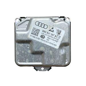 OEM VW Audi Porsche LED Headlight Control Module LED 4M0907397AC