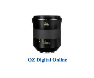 New Carl Zeiss Otus Planar T* ZE 1.4/85 (Canon) Lens 1 Year Au Warranty