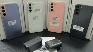 New Samsung Galaxy S21 5G SM-G991U 128GB Smartphone GSM Unlocked AT&T T-Mobile