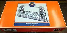 Lionel No.14167 (213) Operating Lift Bridge NEW in Original Box !