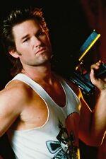 Kurt Russell As Jack Burton Big Trouble Little China 11x17 Mini Poster With Gun