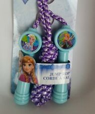 4 x Disney Frozen Anna Elsa Princess Toy Birthday Party Jump Rope (ton in stock)
