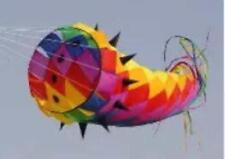 Great Turbine Rainbow Giant  Slowly Rotating Turbine Windsock Kite accessories a
