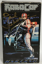 ROBOCOP : ROBOCOP MODEL KIT MADE BY HORIZON AND SIGNED BY PAUL VERHOVEN