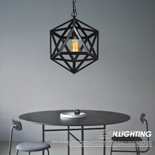 Hängelampe Industrie Retro Vintage-Leuchte Pendelleuchte Deckenlampe Metall