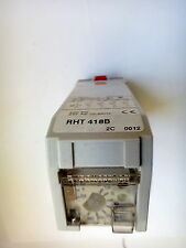 Telemecanique RHT418B Time Delay Relay 24V DC