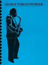 Charlie Parker Omnibook Sheet Music for C Instruments Jazz NEW 000004002