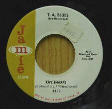 Ray Sharpe - T.A. Blues bw Long John - Rock 45 on Jamie