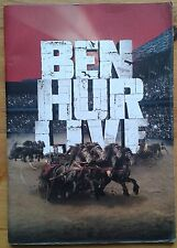 Ben Hur Live World Tour 2009 programme