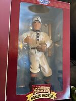 "Rare 1996 HONUS WAGNER Kenner Starting Lineup Cooperstown Collection 12"" Figure"