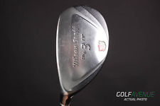 Wilson STAFF Dh6 HYBRID 3 Hybrid 19° Stiff Left-H Graphite Golf Club #256