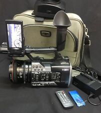 SONY PXW-X160 FULL HD XDCAM PROFESSIONAL HANDHELD CAMCORDER + ACCESSORIES