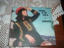 "I COMBOS "" VIAGGIO DI UN POETA - SINGAPORE "" ITALY'72"