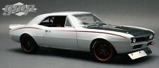 1967 CHEVY VINTAGE CAMARO COMP COUPE GMP 1:18 STREET FIGHTER SILVER HOTROD ACME
