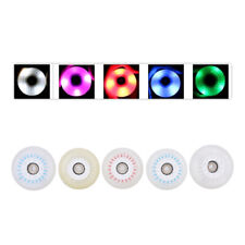 4 Pcs 90A 72/76/80mm Led Bright Flash Skate Wheels Pu Inline Roller Skates RodKh