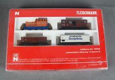 """FLEISCHMANN 780903 [Spur N] Set """"Industriebahn-Güterzug"""" """"40 Jahre Fleischmann"""""""