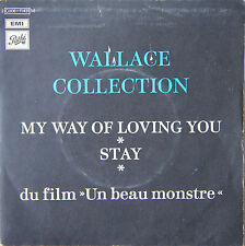 """Vinyle 45T Wallace Collection """"Stay"""""""