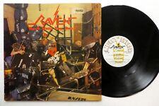 RAVEN Rock Until You Drop LP AUTOGRAPHED with Poster & Inserts  RP 1177