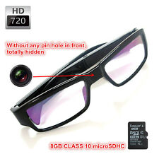 8GB HD 720P Spy Glasses Eyewear Camcorder Hidden Camera Video Recorder MINI DVR