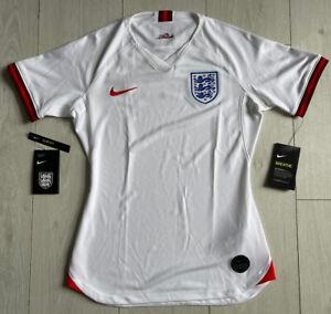 England 2019/20,Home,Nike,Small Ladies Football Shirt..Brand New..