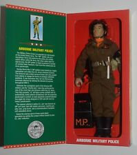 "GI Joe AIRBORNE MILITARY POLICE Limited Edition Collector's Special 12"" NRFB"