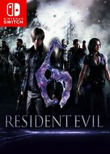 Resident Evil 6 ONLY DOWNLOAD Nintendo Switch